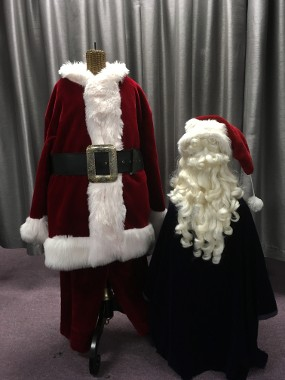 You can count on us for a great Santa costume in Fort Worth, TX